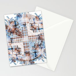 The Persistent Myth of the Self Stationery Cards