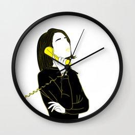calling you Wall Clock