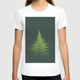 Fern Leaf Green T-shirt