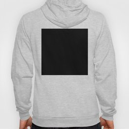 #000000 PURE BLACK Hoody