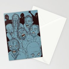 Everyone you know is dead Stationery Cards
