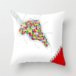 You Know, Throw Pillow