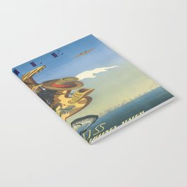 Vintage poster - Chile Notebook