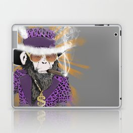 Pimp-Panzee Laptop & iPad Skin
