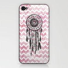 Chevron Dreamcatcher iPhone & iPod Skin