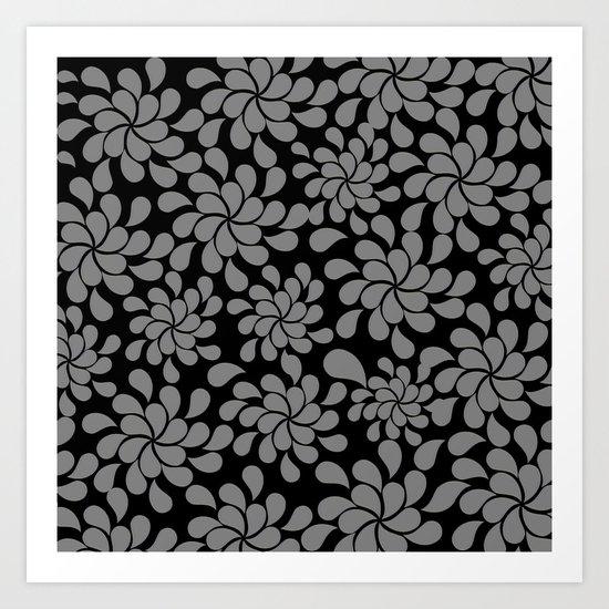 Pattern A Art Print