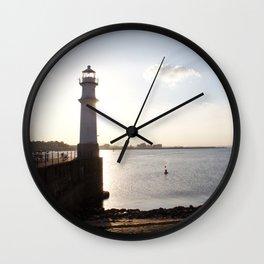 Leith Lighthouse Edinburgh Wall Clock