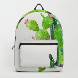 Cactus Garden II Backpack