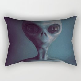 Alien Rectangular Pillow