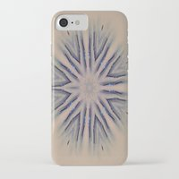 snowflake iPhone & iPod Cases featuring Snowflake by Shereen Yap