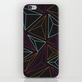 Triangle Pattern iPhone Skin