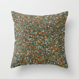 Digicam 6 - Chernobyl Savannah Throw Pillow