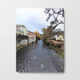 Small  Town Vibes Pt. 3 Metal Print