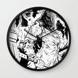 Executioner Wall Clock