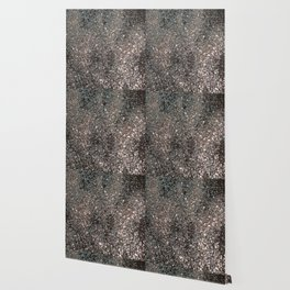 Silver Glitter #1 #decor #art #society6 Wallpaper