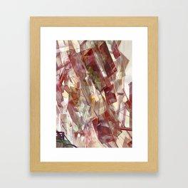 Construction of Light Framed Art Print