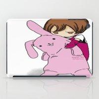 kawaii iPad Cases featuring kawaii by Grim99