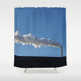 Mount Storm, WV Shower Curtain