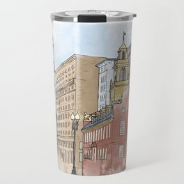 The Old State House Travel Mug