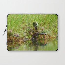 Swamp Chair Laptop Sleeve