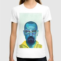 heisenberg T-shirts featuring Heisenberg by Ned & Ems