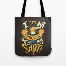 My Shot Tote Bag