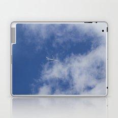 Flying Through Clouds Laptop & iPad Skin