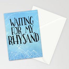 ACOTAR - Waiting for my Rhysand Stationery Cards