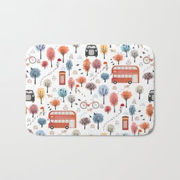 London transport Bath Mat