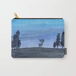 Forest Guardian at Dusk Carry-All Pouch
