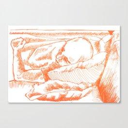 cameron Canvas Print