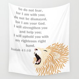 Do Not Fear Wall Tapestry