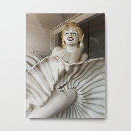 Marilyn Munro Metal Print