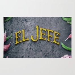 EL JEFE Rug