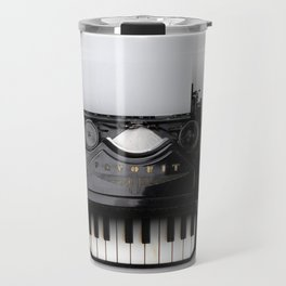 On a musical note Travel Mug