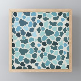 Abstract pattern 15 Framed Mini Art Print