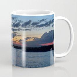 Sunset in Australia Coffee Mug