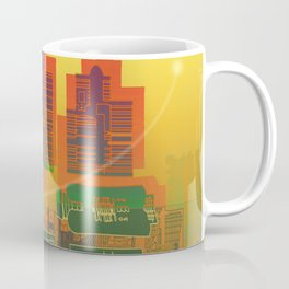 Station / Spatial Factor 19-12-16 Coffee Mug