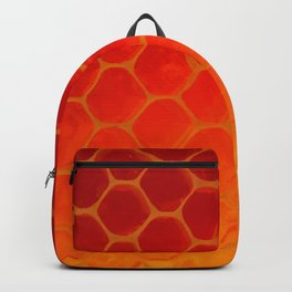 Honeycomb Gold - The Bee's Gift Backpack