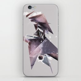 Grace and Class iPhone Skin