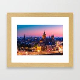 AMSTERDAM 04 Framed Art Print