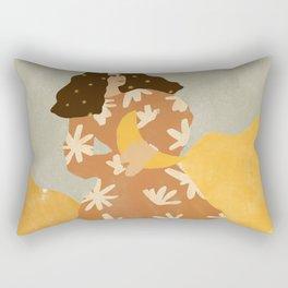 I Stole the Moon Rectangular Pillow