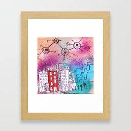 We Shall Live Here #7 Framed Art Print