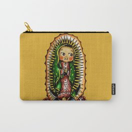 Kewpie Guadalupano Carry-All Pouch