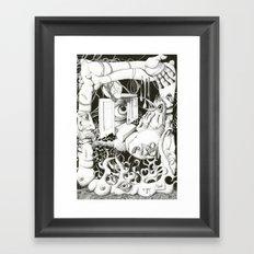 060812 Framed Art Print