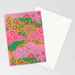 Cheerful Meadows  Stationery Cards