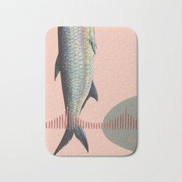 Golden Gate Fish Bath Mat