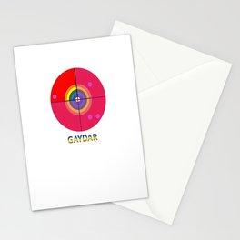 Gaydar Stationery Cards