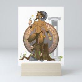 Pan Mini Art Print