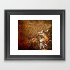 Sibyl Framed Art Print